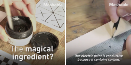 mashable bare conductive paint